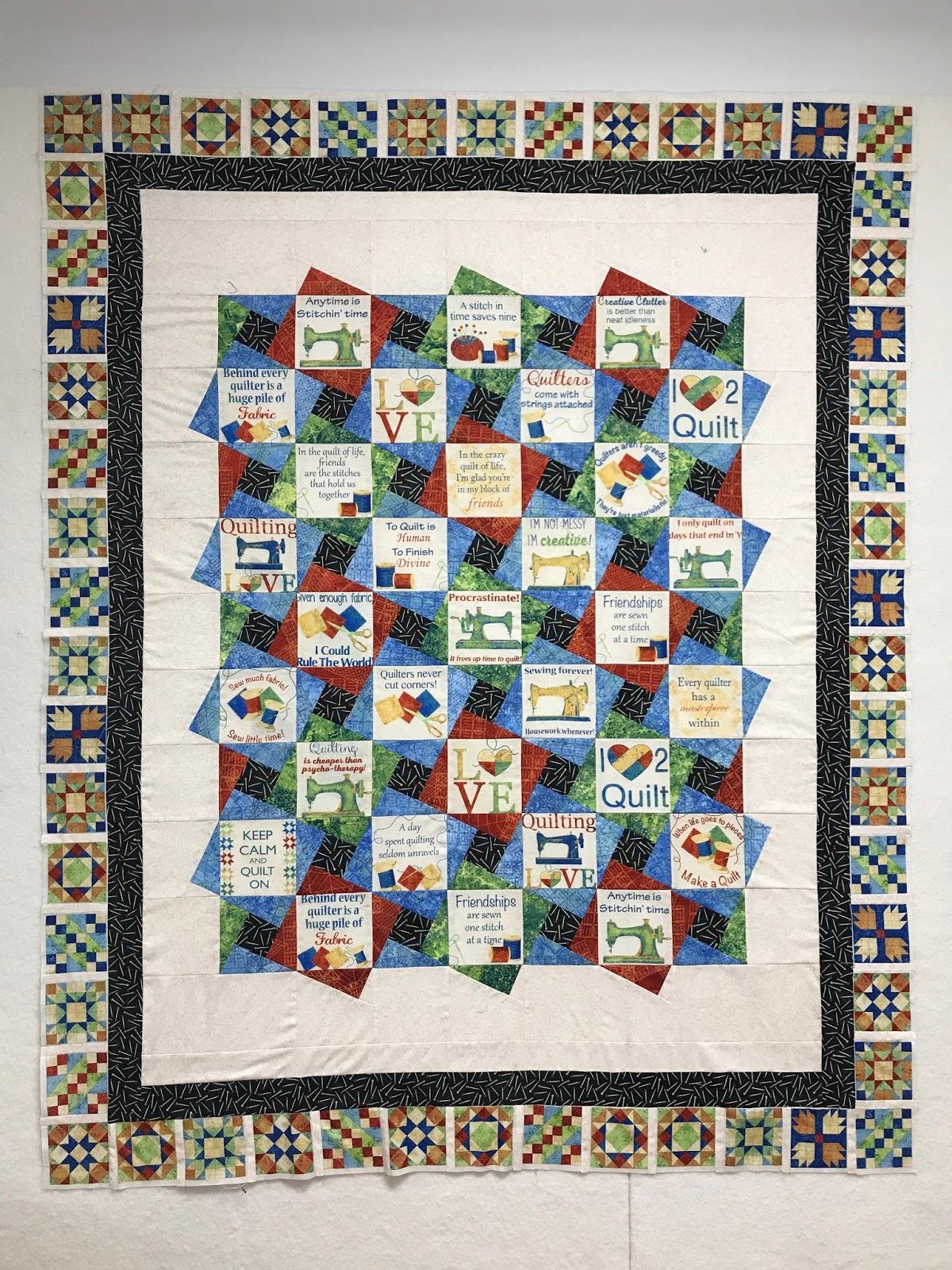 The quilting queen online i thought i would have it quilted and bound for you but the custom quilt i currently have in the frame is kicking my behind and i just couldnt get it solutioingenieria Gallery