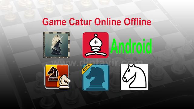 Berbagai Macam Game Catur Online Maupun Offline yang Perlu Kamu Coba