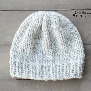 I Can Knit, Over The Apple Tree