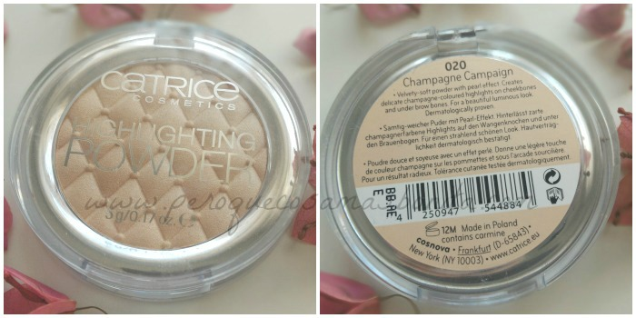 Catrice Highlighting Powder 020 Champagne Campaign