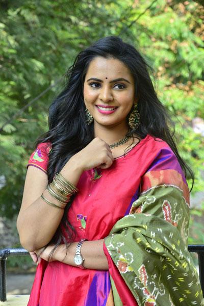 Actress Manasa Latest Photos Gallery