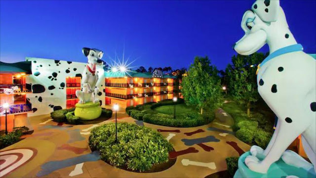 Located near Disney's Animal Kingdom Area, Disney's All-Star Movies Resort is a Disney Value Resort hotel with pools, dining and recreation for the family.