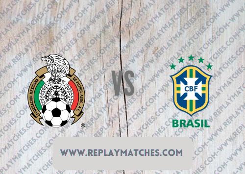 Mexico U23 vs Brazil U23 -Highlights 03 August 2021