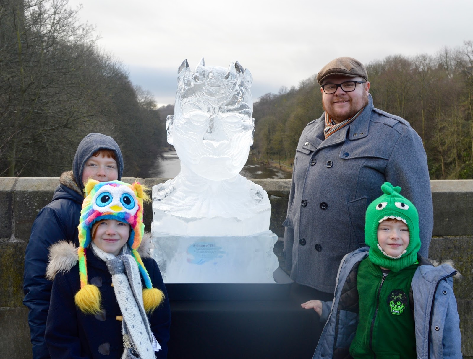 What's On for Kids across North East England | February Half Term 2020 - fire and ice durham