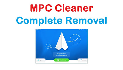 remove mpc cleaner