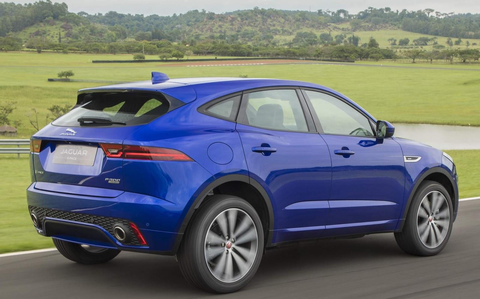 Jaguar E-Pace Flex 2019: preço parte de R$ 233 mil