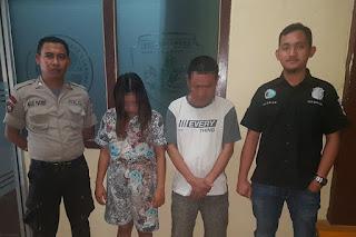 Konsumsi Narkotika, Oknum Pegawai Lapas Bersama Seorang Perempuan Ditangkap Polisi
