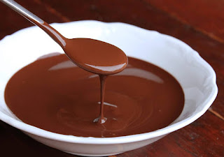 طريقة تحضير صوص الشوكولاتة