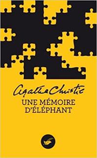 Une Mémoire D'éléphant de Agatha Christie PDF