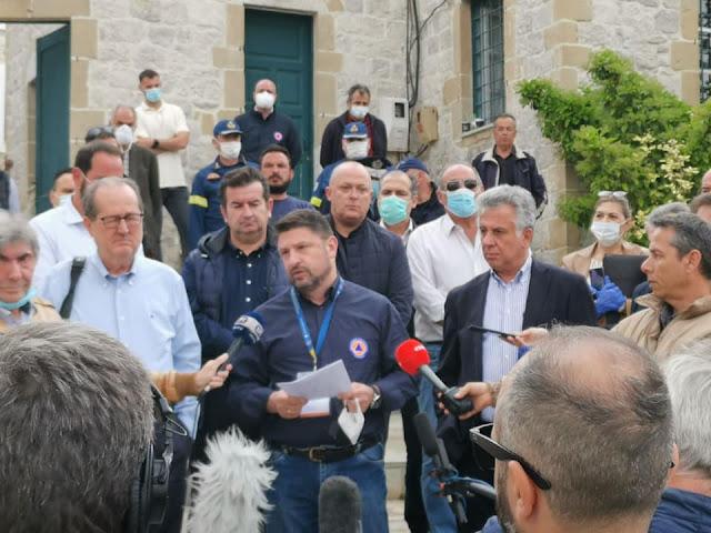 Ι. Μαλτέζος: Η δομή μεταναστών στην Ερμιονίδα στεγανοποιείται - Δεν θα μπαίνει και δεν θα βγαίνει κανείς