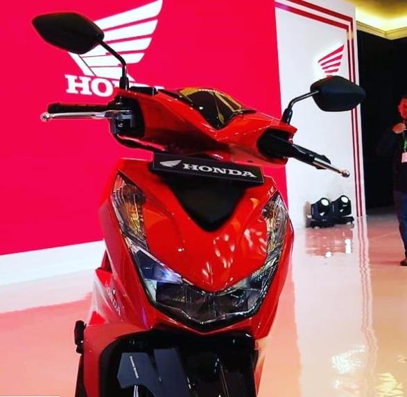 Honda Beat Pakai Mesin Baru