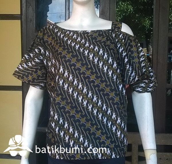 Blouse Batik Sabrina Parang DBT 094