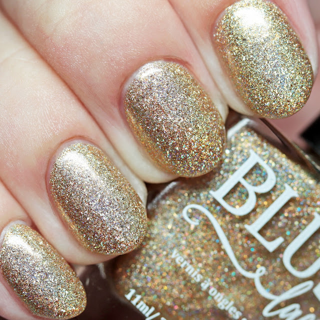 Blush Lacquers The Golden Goose