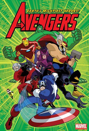 The Avengers ศึกฮีโร่ประจัญบาน ตอน 1-26 จบ [พากย์ไทย]