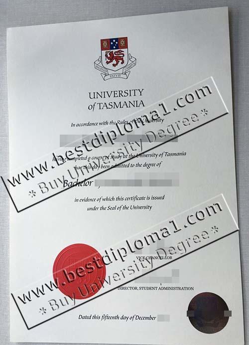 Tasmania fake diploma