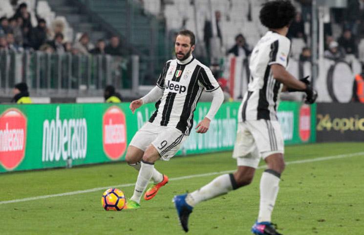 """Higuain: """"Ovo je Juventusova snaga"""""""