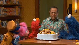 Sesame Street Hooper's lockdown