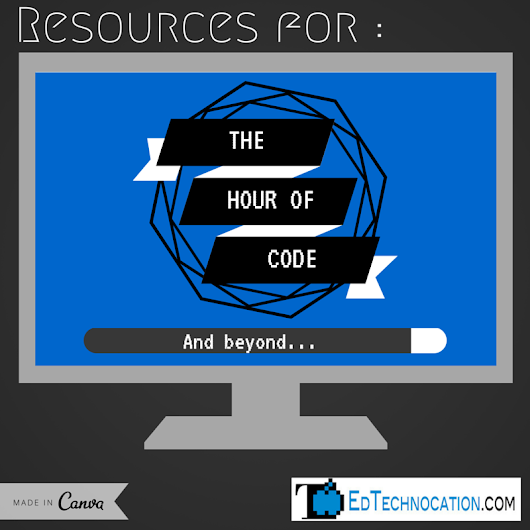 A Curation of Resources for The Hour of Code 2014 (and Beyond!)