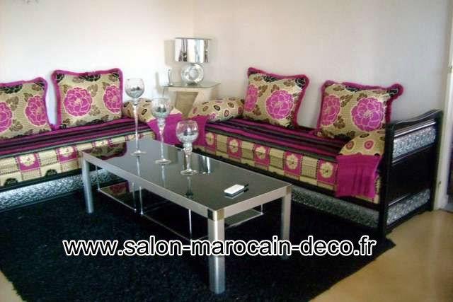 salon marocaine moderne couleur tendance de salon marocain 2015. Black Bedroom Furniture Sets. Home Design Ideas