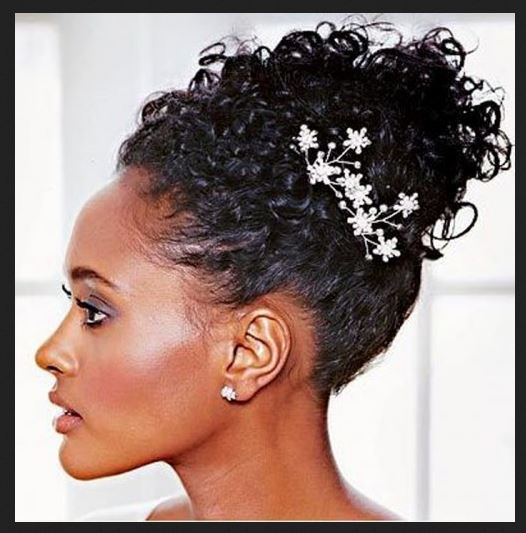 African american bridal hairstyles for short hair picture 002