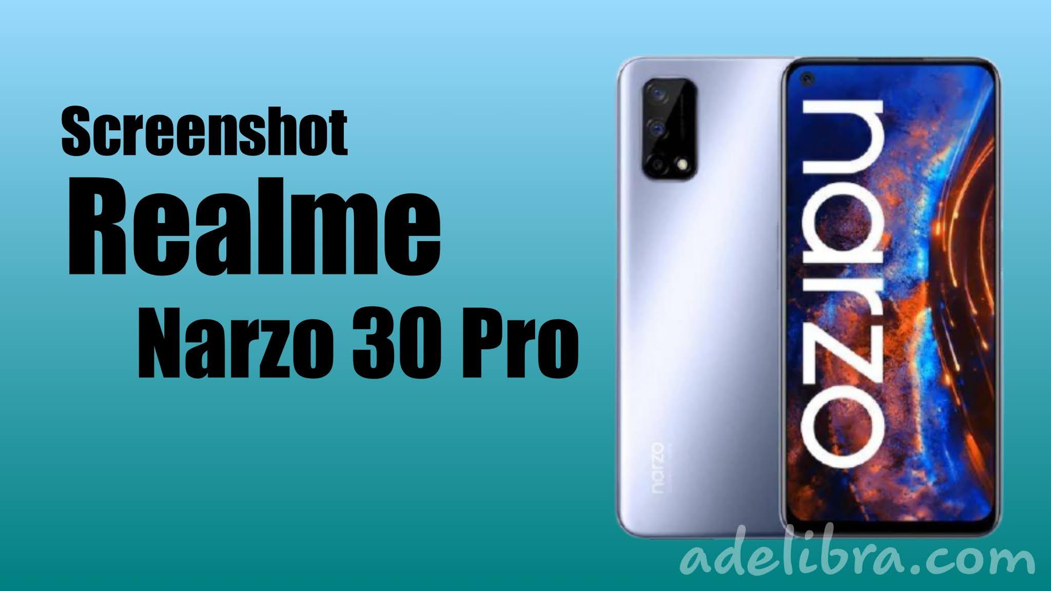 Screenshot Realme Narzo 30 Pro
