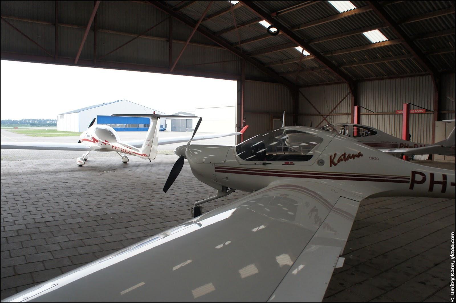 Replacing the aircrafts.