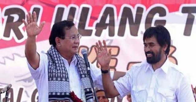 Aceh Minta Referendum, Rektor UNU Duga karena Prabowo Kalah Pilpres