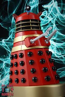 Custom Movie Red Dalek 02