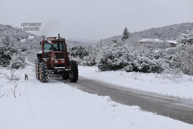 """Μετεωρολόγοι: Έρχεται νέο κύμα ψύχους με χιονοπτώσεις και """"βουτιά"""" της θερμοκρασίας"""