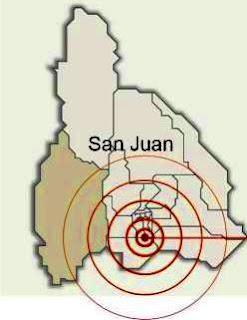 Nuevamente los sanjuaninos se alertaron por un sismo. Luego del fuerte movimiento de anoche, ahora ocurrió uno de menor intensidad pero que igual fue sentido. Ocurrió a las 10:32,22, a 29 km al SO de San Juan, 128 km al N de Mendoza, 39 km al NO de Va. Media Agua, según informó el Inpres.