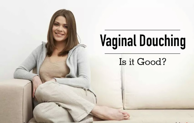 All about vaginal douching