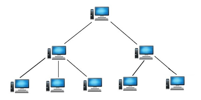 What is Tree Toplogy in Computer Networking