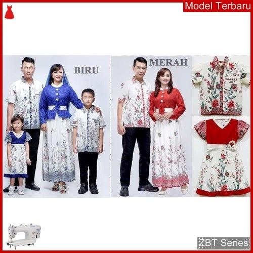 ZBT11909 Kebaya Batik Couple Keluarga Evalia Kupu BMGShop