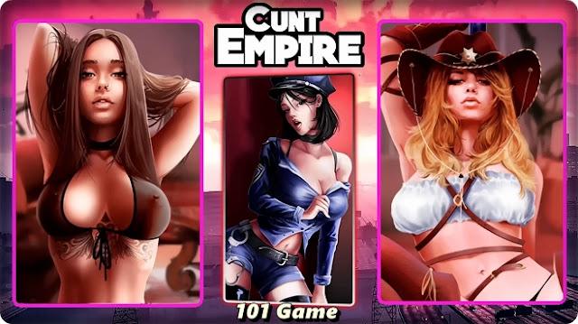Прикольная игра для взрослых - Cunt Empire