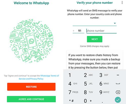 Cara Menperbarui YoWhatsApp Versi Terbaru di Android 5