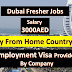 Fresher Dubai Duty Free Jobs With Free Visa & Accommodation.