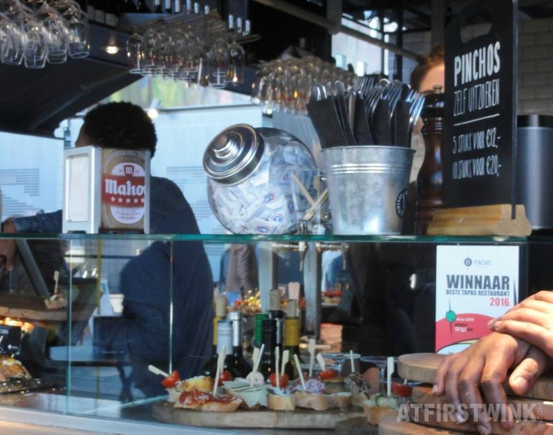 21 pinchos tapas bar markthal rotterdam candy mint jar