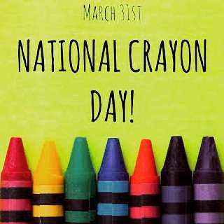 National Crayon Day Wishes Awesome Picture