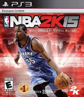 NBA 2K15 PS3 TORRENT