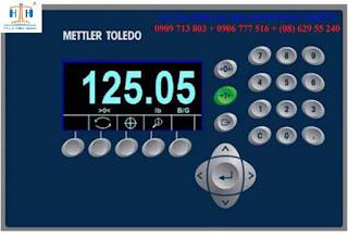 Đầu cân điện tử mettler toledo IND 560D chất lượng