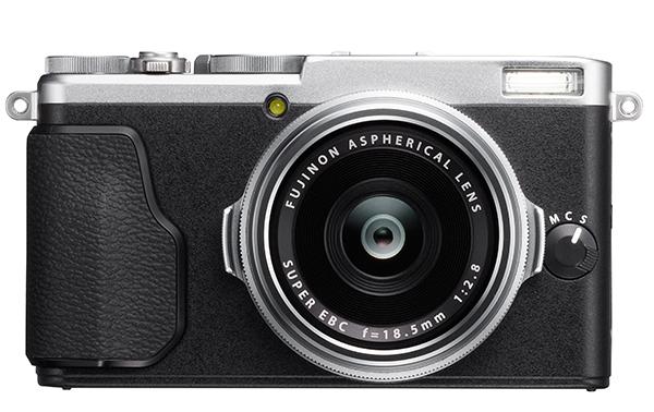 Test Fujifilm X70: presentation and characteristics