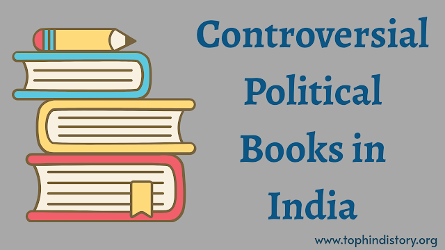 Controversial Political Books in India
