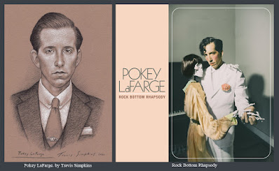 Pokey LaFarge. Musician, Singer and Writer. Rock Bottom Rhapsody. by Travis Simpkins