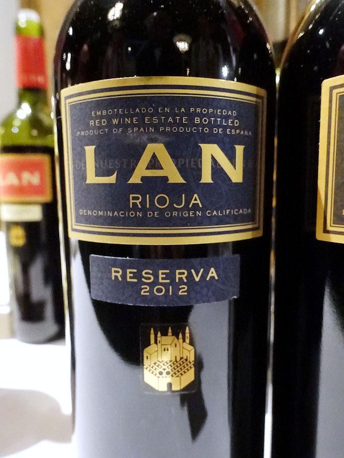LAN Reserva 2012 (90+ pts)