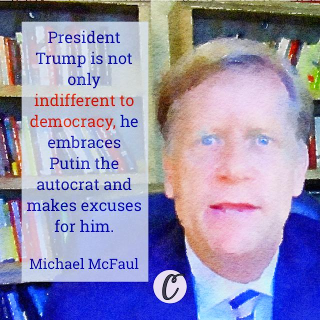 Michael McFaul Quote