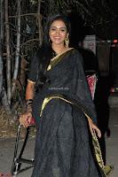Sowjanya in Black Saree ~  021.JPG