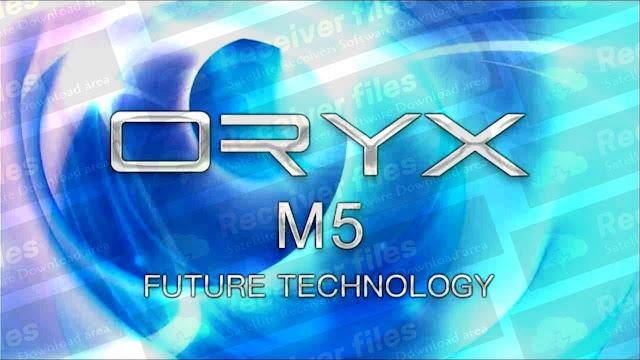 ORYX M5 1506TV STI1 V11.00.24 NEW SOFTWARE 25-01-2021