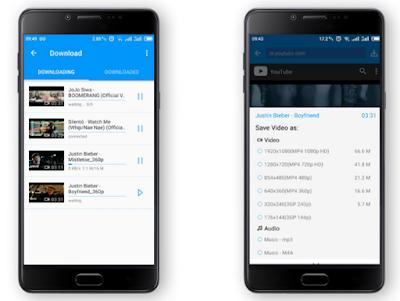 اكتشف هذا التطبيق الجديد لتحميل الفيديوهات والملفات االصوتية من مختلف المواقع بمميزات رهيبة   تطبيق خرافي !