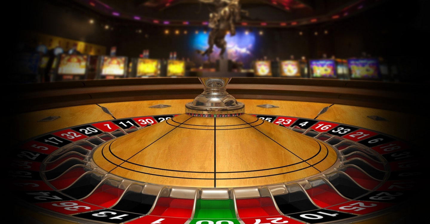 Roulette casinos near me