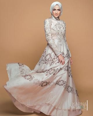 Nina Zatulini artis cantik dan manis